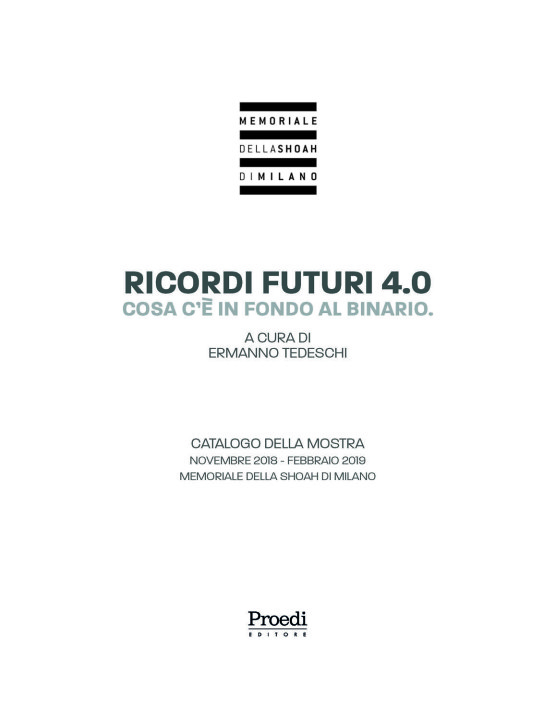 RIcordi Futuri 4.0 x web3